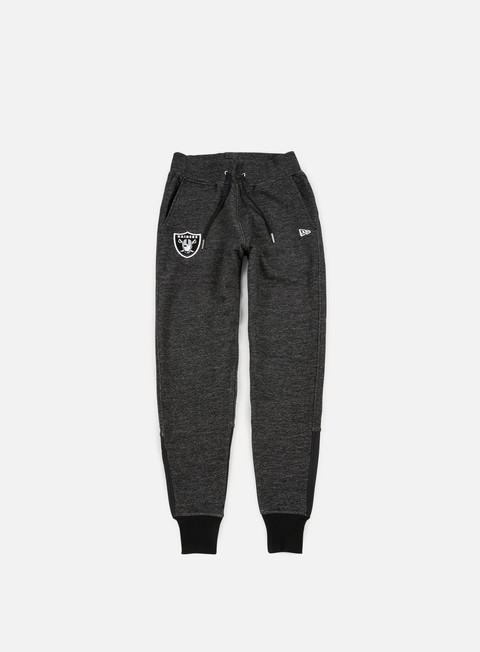 pantaloni new era remix ii track pant oakland raiders black