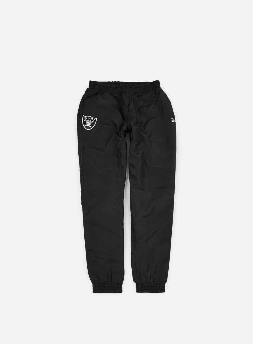 New Era - Remix II Woven Track Pant Oakland Raiders, Black