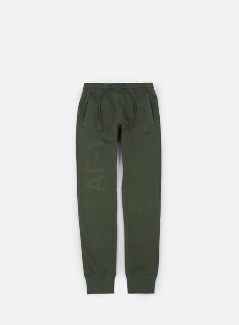 pantaloni nike af1 jogger pant cargo khaki cargo khaki