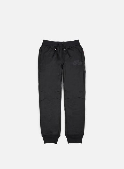 pantaloni nike air jogger pant black