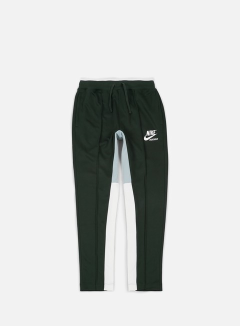 pantaloni nike archive pk pant outdoor green sail