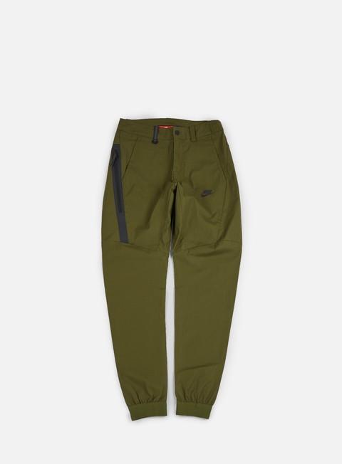 pantaloni nike bonded jogger pant legion green black