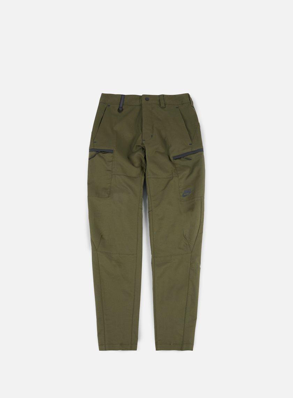 Nike - Bonded Pant, Cargo Khaki/Black