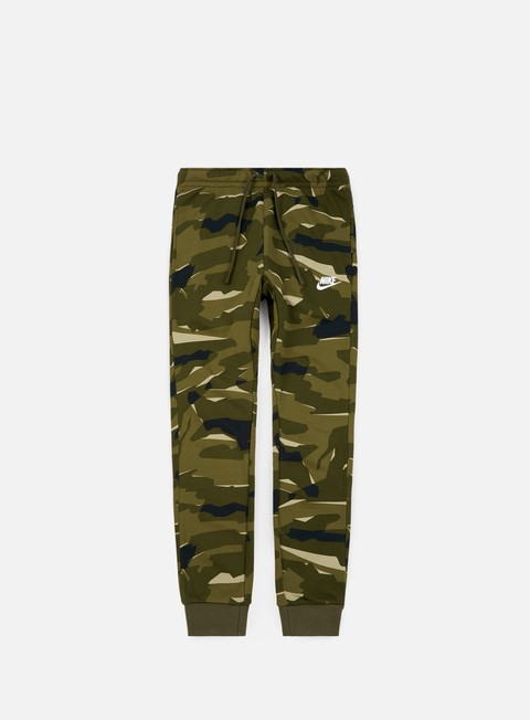 Sweatpants Nike Club Camo Jogger Pant