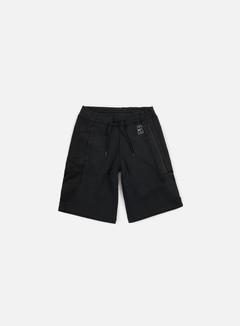 Nike - Court Short, Black/Black/White 1