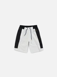 Nike - Court Short, White/Black/White 1