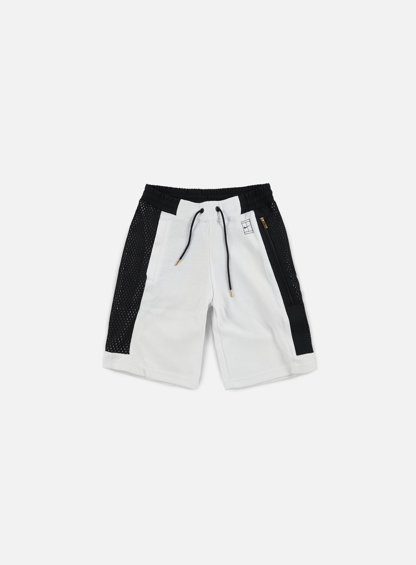 Nike - Court Short, White/Black/White
