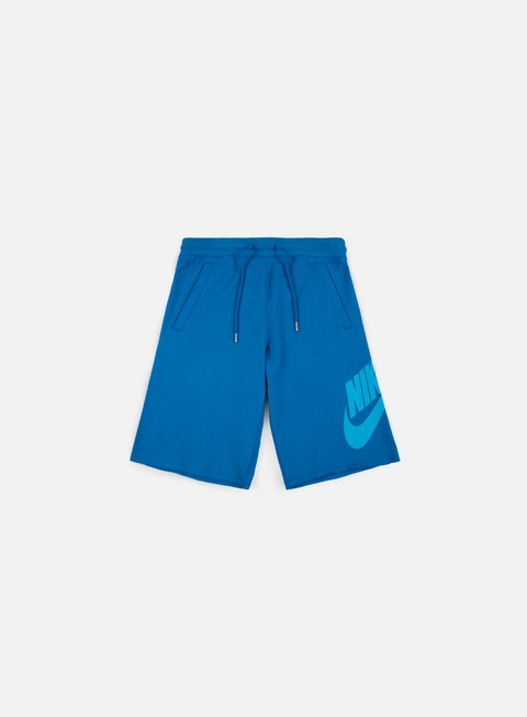 pantaloni nike ft gx 1 short blue nebula royal blue