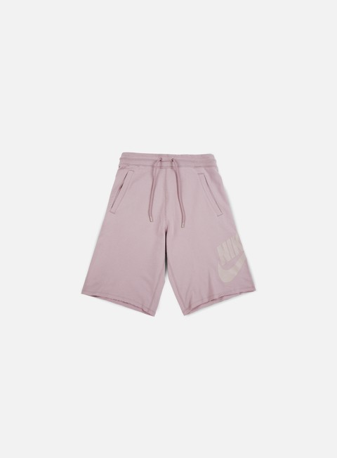 pantaloni nike ft gx 1 short elemental rose particle rose
