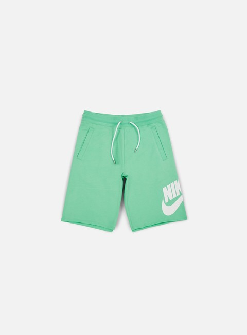 pantaloni nike ft gx 1 short tourmaline white