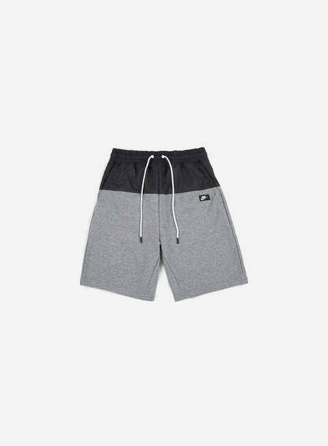 pantaloni nike modern short carbon heather black