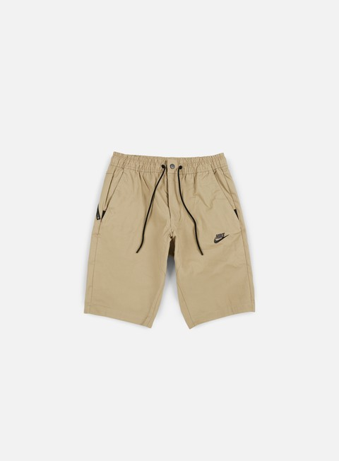 pantaloni nike modern short khaki black
