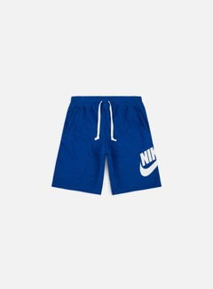 Nike - NSW Alumni Shorts, Indigo Force/White