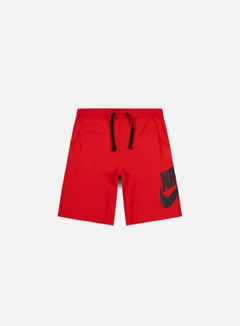 Nike - NSW Alumni Shorts, University Red/Black