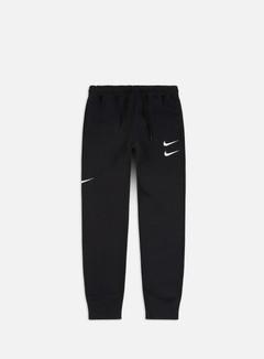 Nike - NSW BB Swoosh Pant, Black/White