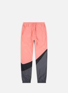 Nike - NSW HBR WVN STMT Pant, Pink Gaze/Black/Dark Grey