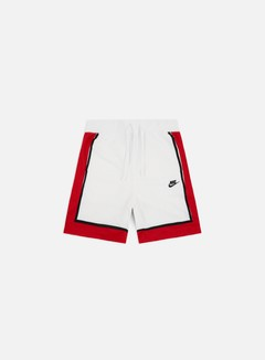 Nike - NSW HE Stmt Shorts, White/Black