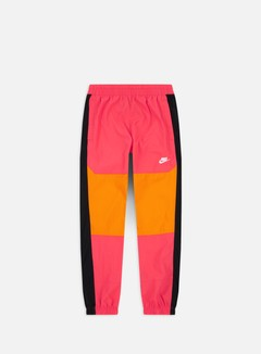 Nike - NSW Re-Issue Woven Pant, Ember Glow/Bright Ceramic/Black/White