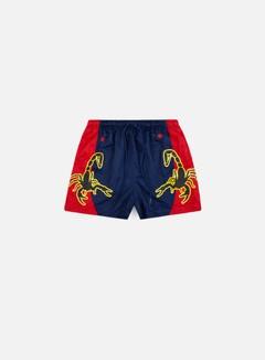 Nike - NSW Scorpion Shorts, Blue Void/University Red