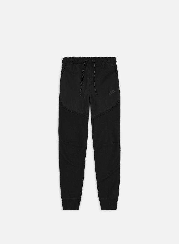 Nike NSW Tech Fleece Woven Mix Jogger Pant