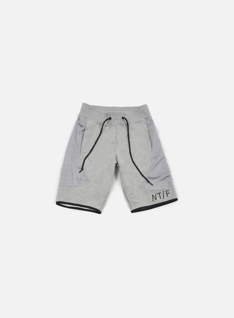 pantaloni nike ru short dark grey heather anthracite