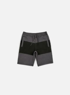 Nike SB - Everett Short Stripe, Anthracite/Black 1