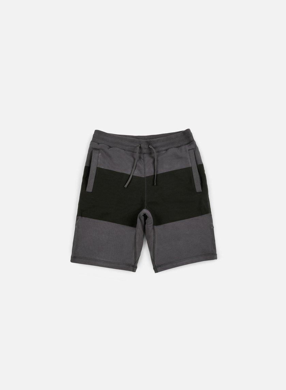 Nike SB - Everett Short Stripe, Anthracite/Black