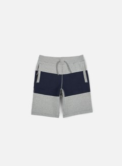 Nike SB - Everett Short Stripe, Dark Grey Heather/Obsidian 1