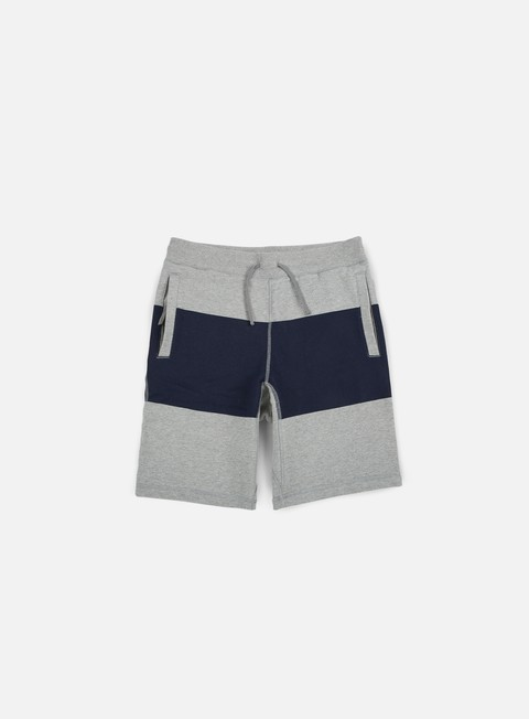 pantaloni nike sb everett short stripe dark grey heather obsidian