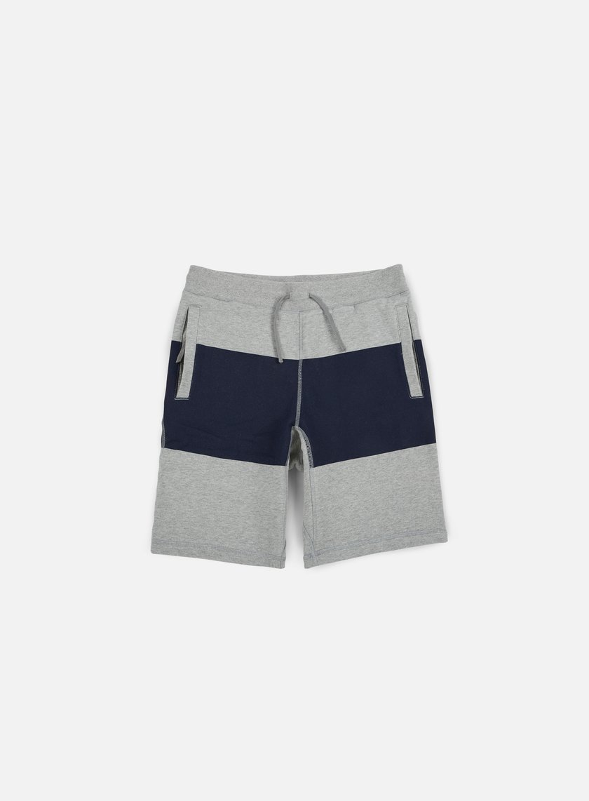 Nike SB - Everett Short Stripe, Dark Grey Heather/Obsidian