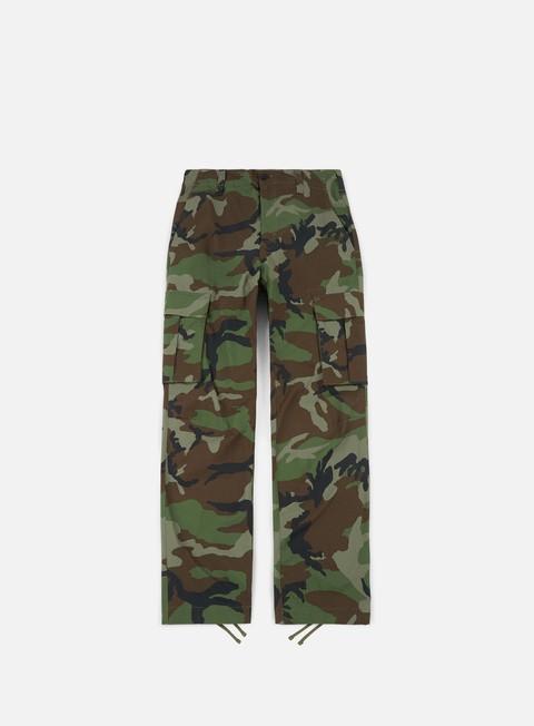 pantaloni nike sb flex ftm pant medium olive