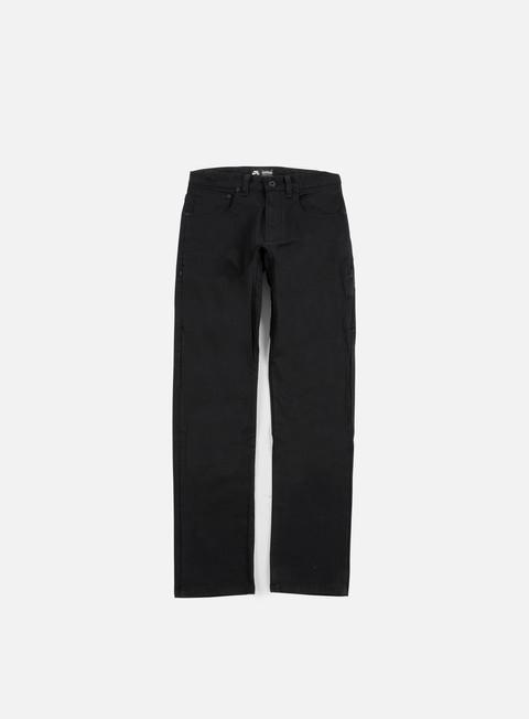 pantaloni nike sb ftm 5 pockets pant black
