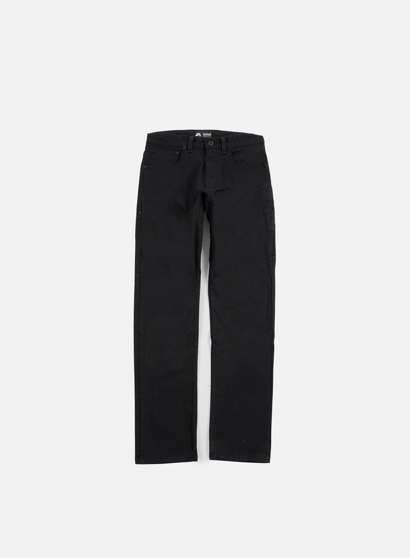 Nike SB - FTM 5 Pockets Pant, Black
