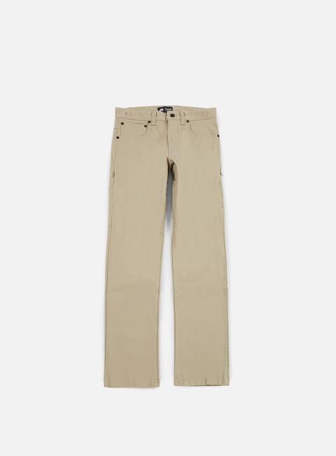 pantaloni nike sb ftm 5 pockets pant khaki