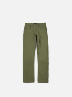 Nike SB - FTM 5 Pockets Pant, Medium Olive