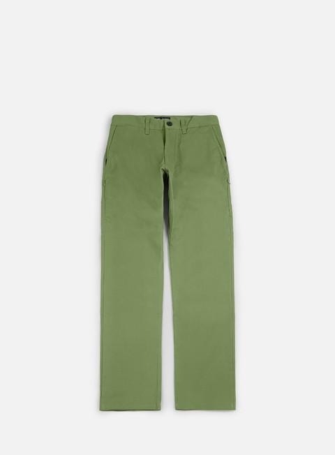 pantaloni nike sb ftm chino pant palm green
