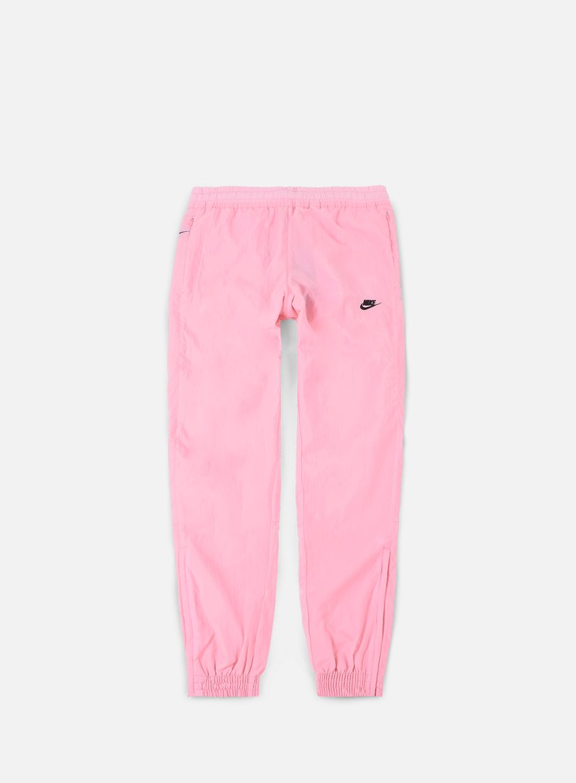 ... Nike - Swoosh Woven Pant, Pink/Black 1 ...