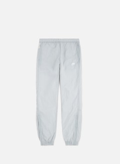 Nike - Swoosh Woven Pant, Wolf Grey/White