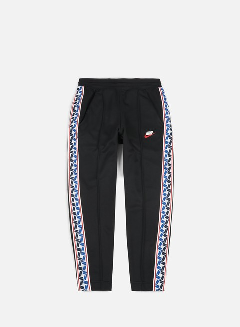 pantaloni nike taped pant black sail