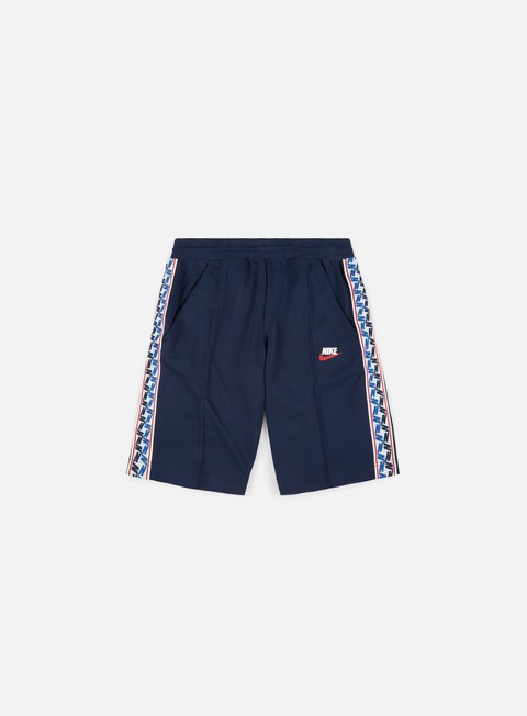 pantaloni nike taped poly short obsidian sail