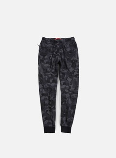 Nike - Tech Fleece Jogger Pant AOP, Anthracite/Black 1