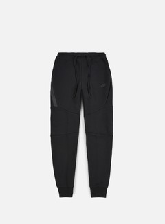 Nike - Tech Fleece Jogger Pant, Black/Black