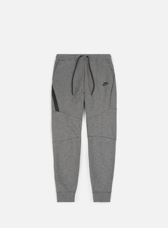 Nike - Tech Fleece Jogger Pant, Carbon Heather/Black 1