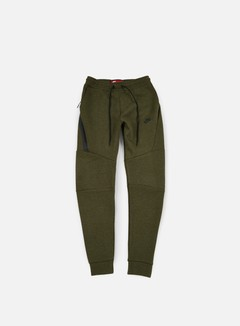 Nike - Tech Fleece Jogger Pant, Dark Loden/Black