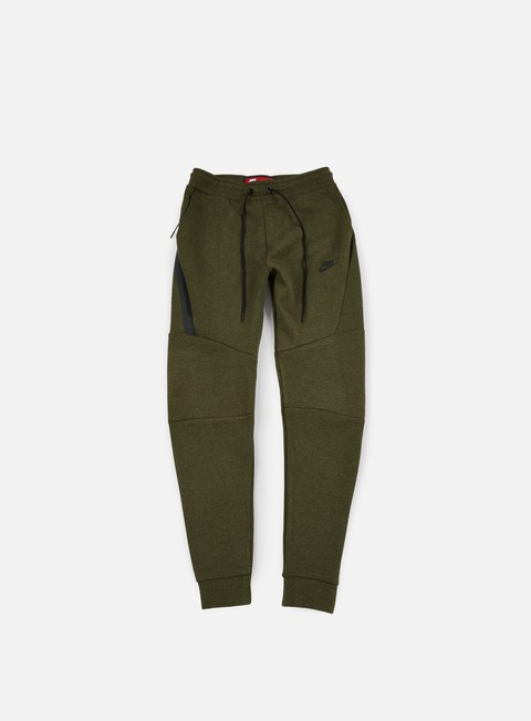 pantaloni nike tech fleece jogger pant dark loden black