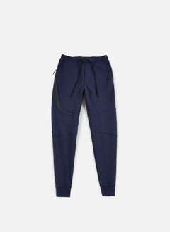 Nike - Tech Fleece Jogger Pant, Obsidian Heather/Black