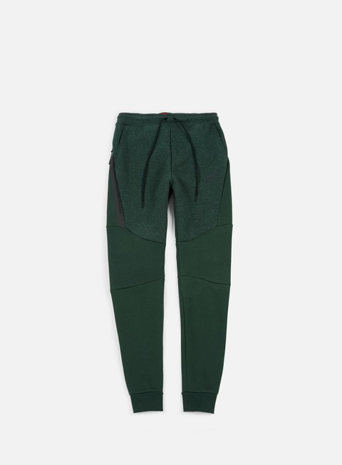 pantaloni nike tech fleece jogger pant outdoor green heather