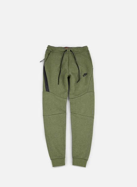 pantaloni nike tech fleece jogger pant palm green black