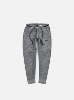 Nike - Tech Knit Jogger, Dark Grey Heather 1