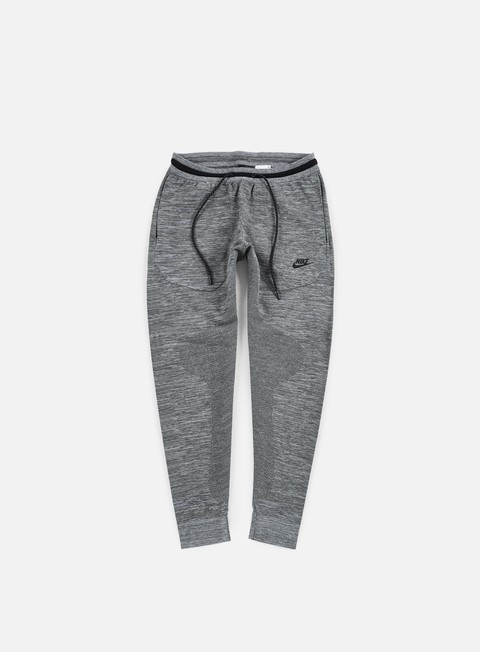 pantaloni nike tech knit jogger dark grey heather